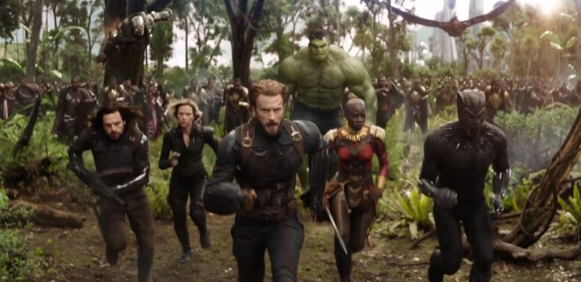 Avengers Infinity War trailer is here and it's everything you hoped