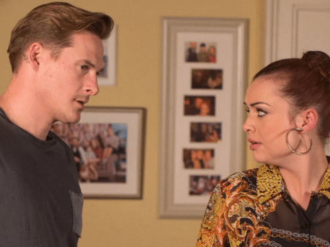 EastEnders spoilers: Moose returns and brings big trouble for Whitney Carter and Woody Woodward tonight