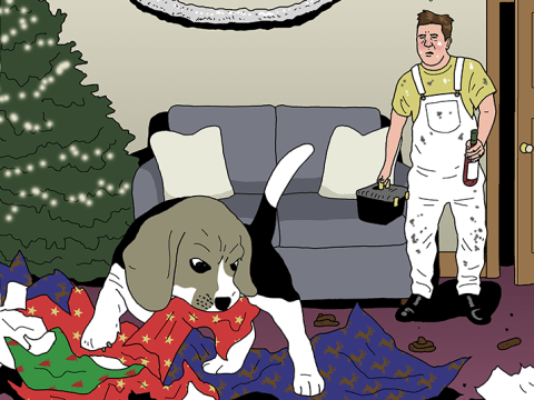 A very crappy Christmas: 10 tales of the festive season going wrong