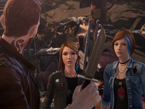 Life Is Strange: Before The Storm Episode 3 review – Hell Is Empty