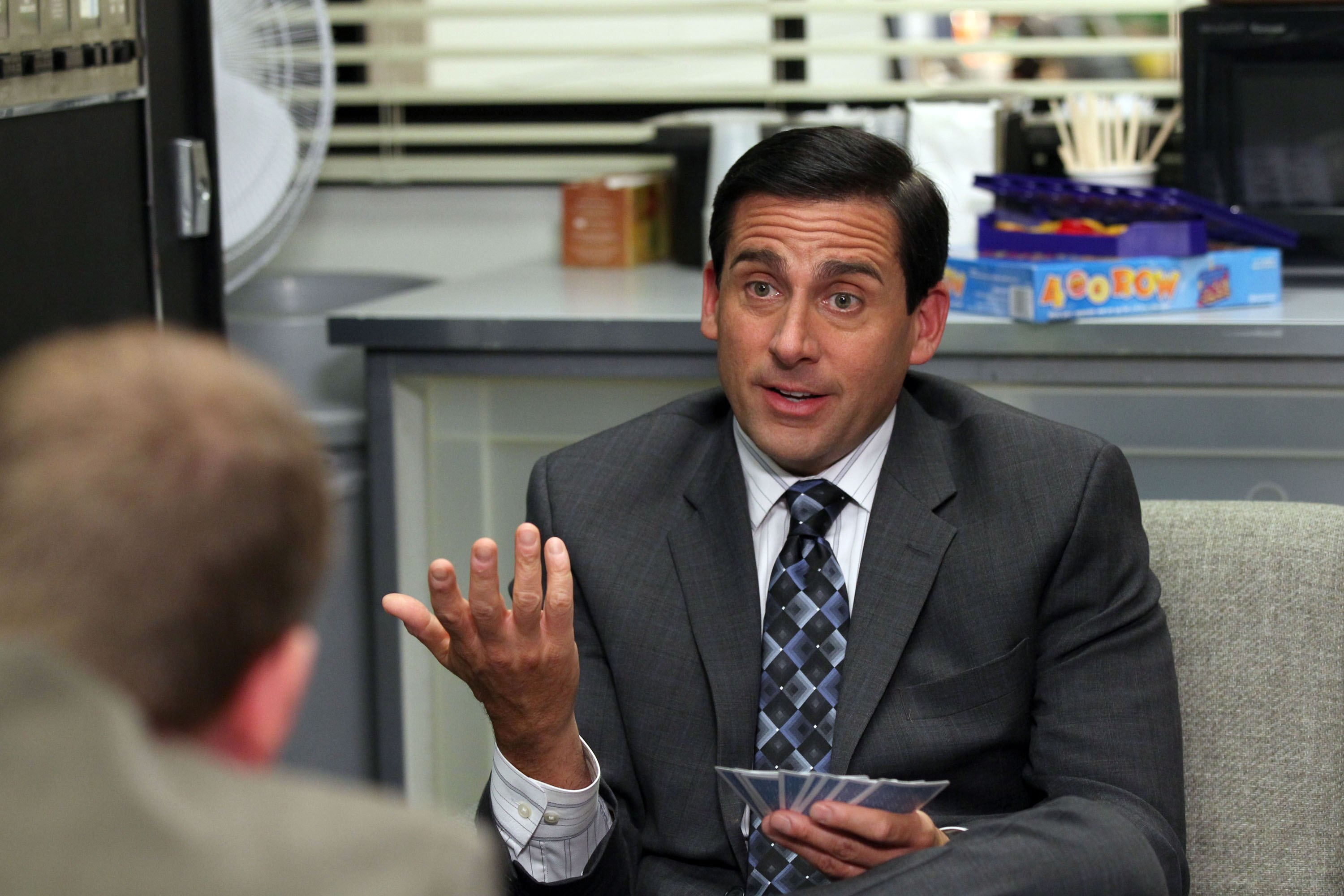 Why did Steve Carell leave The Office and what is his net worth?