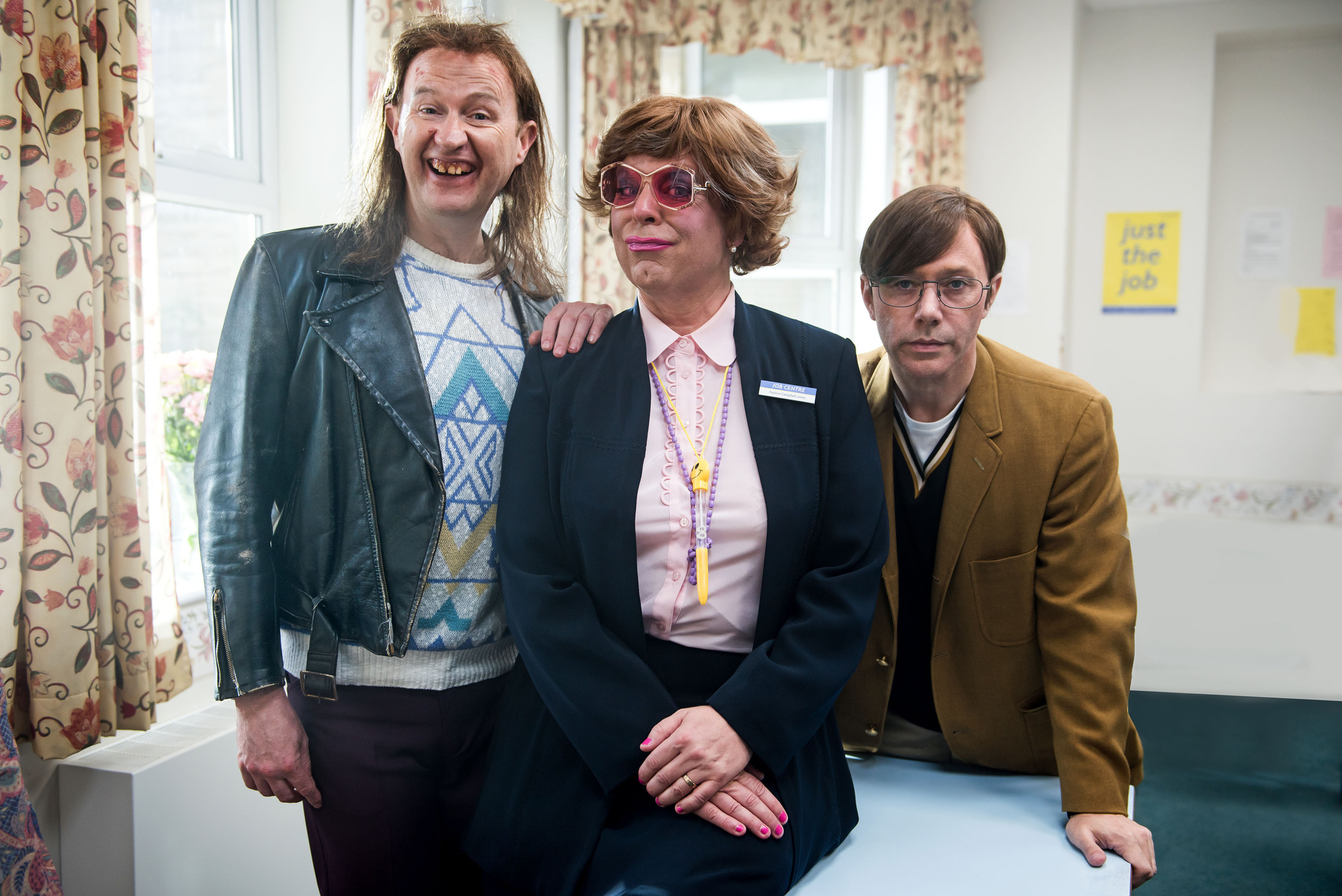 The League Of Gentlemen: Steve Pemberton teases Pauline's fate following cliffhanger
