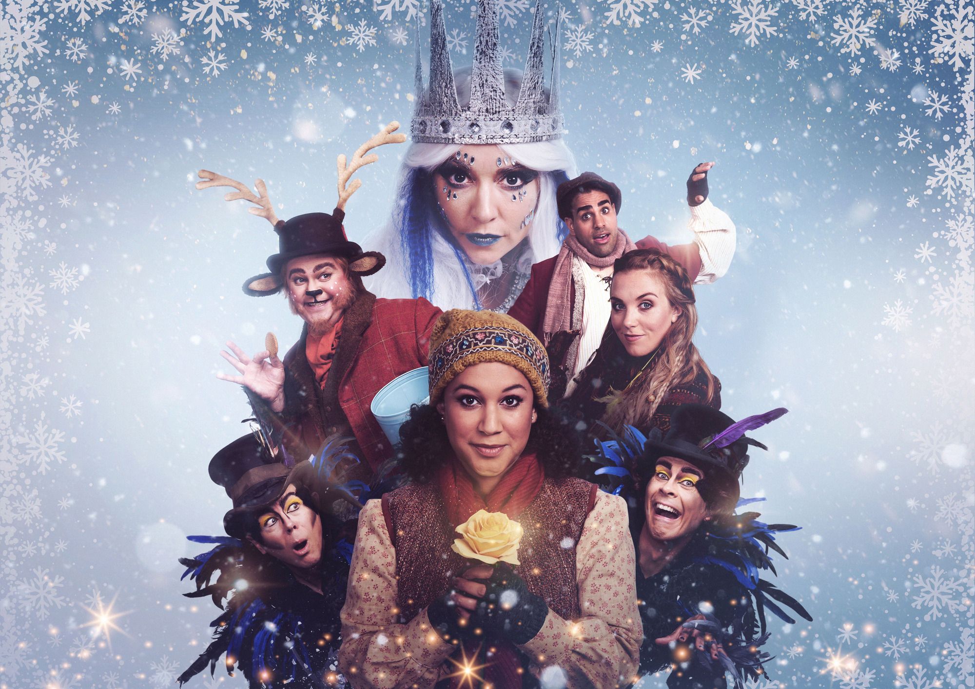 We went to see CBeebies Christmas show The Snow Queen being filmed – here's what happened