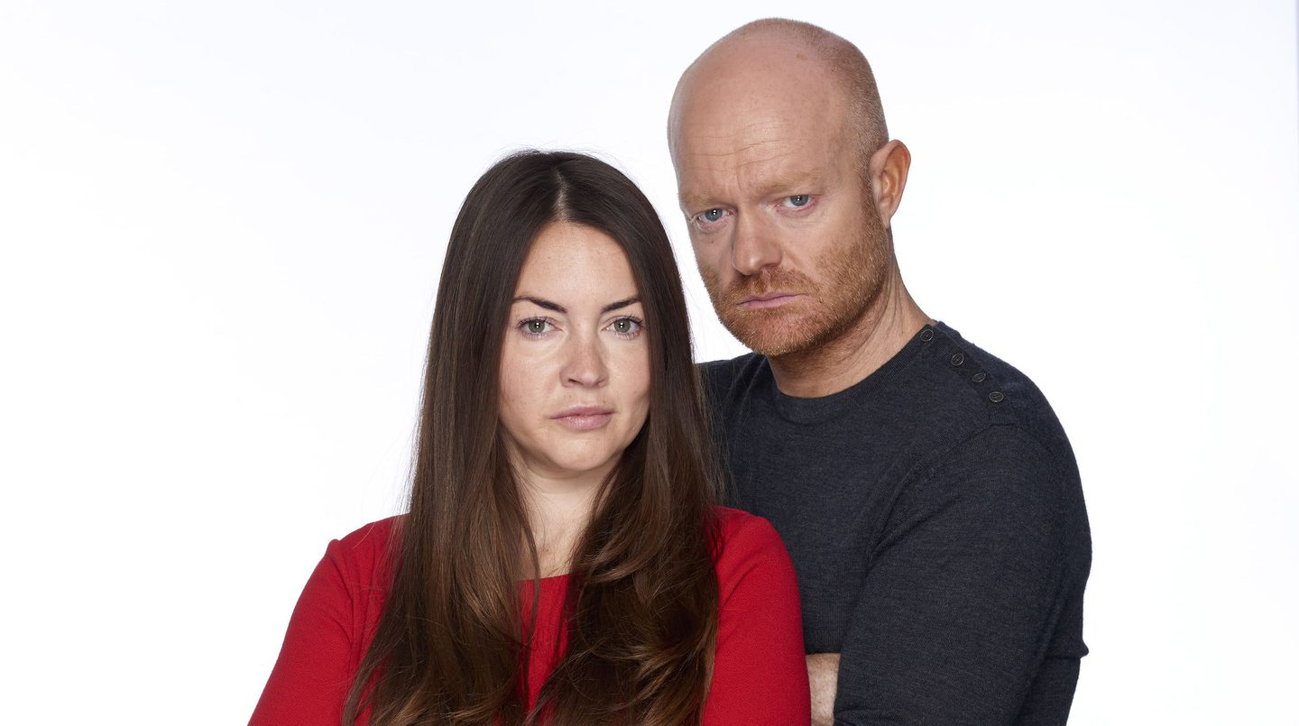 Max and Stacey have sparks in EastEnders
