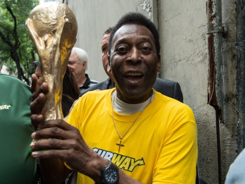 Pele delivers class message to Cristiano Ronaldo after Ballon d'Or win
