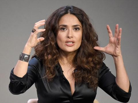 Salma Hayek claims Harvey Weinstein 'threatened to break her kneecaps' on Frida set