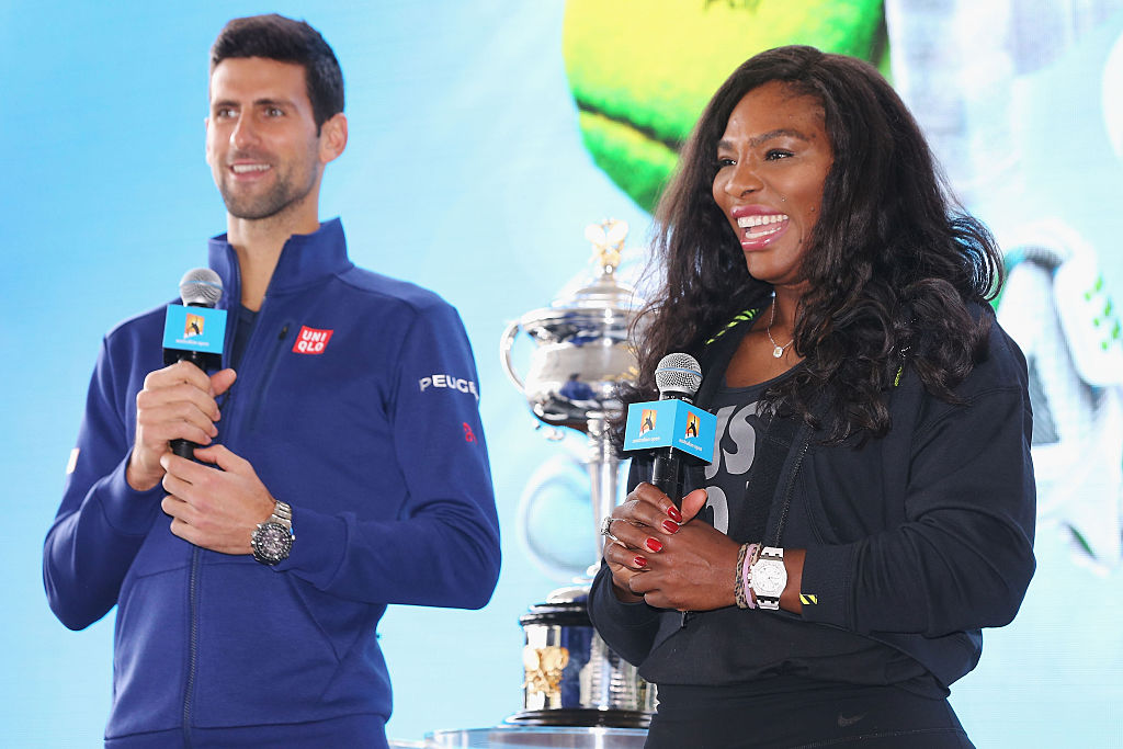 Will Djokovic, Serena, Nadal, Murray & Federer make it to the Australian Open?