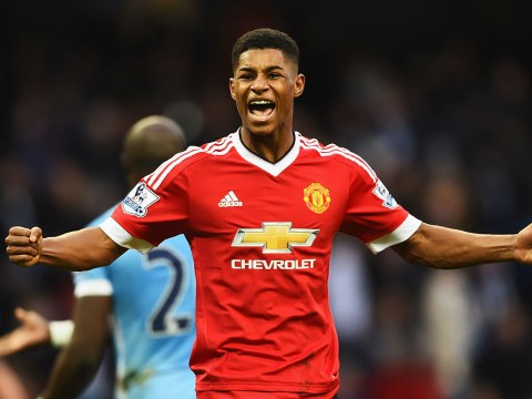 Dwight Yorke recalls the moment he knew Manchester United forward Marcus Rashford would be a star
