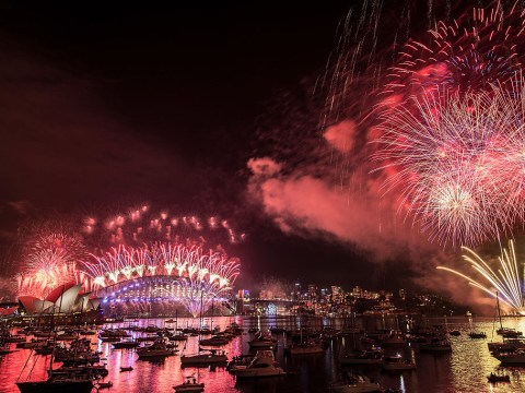 These places have the best New Year celebrations in the world