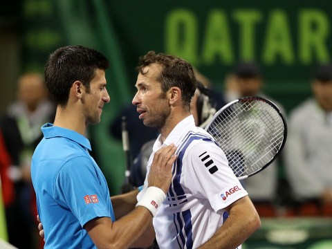 Radek Stepanek clarifies his and Andre Agassi's roles in Novak Djokovic coaching team
