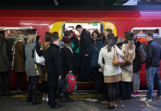 Do trains run on Boxing Day and which services will be