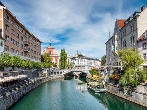 Why Slovenia's capital Ljubljana should be your next European weekend break