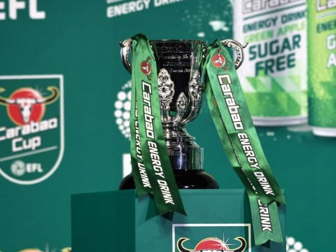 When is the League Cup final 2018 between Arsenal and Man City and what is the prize money?