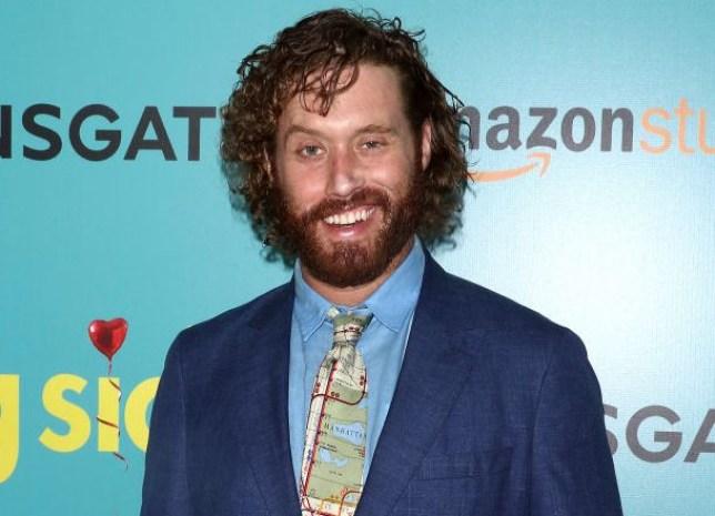 TJ Miller accused of sending transphobic email to movie