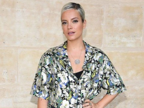 Lily Allen mocked for tweeting she could be homeless for Christmas