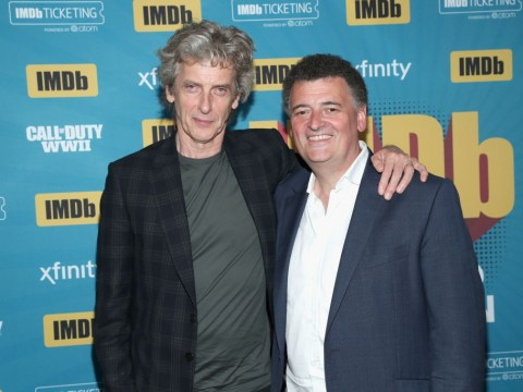 Steven Moffat declares Doctor Who as the greatest show ever made in empassioned speech