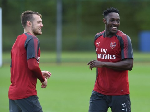 Danny Welbeck and Aaron Ramsey unwilling to sign new Arsenal deals until Alexis Sanchez and Mesut Ozil futures are resolved