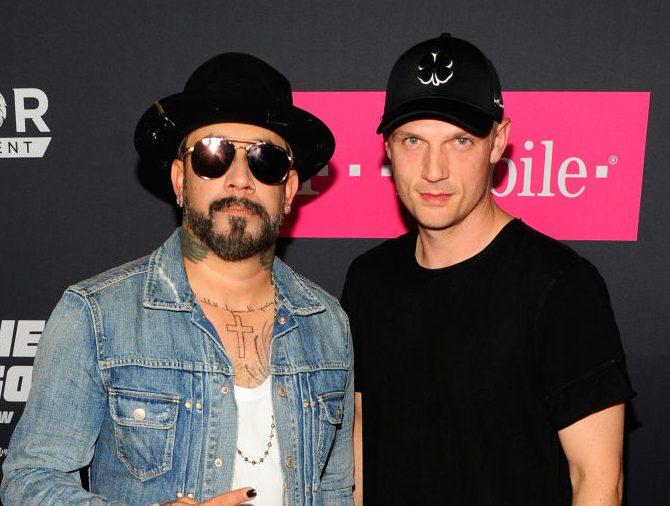 Backstreet Boys' AJ McLean claims Nick Carter is innocent of rape allegations