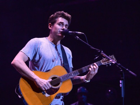 John Mayer admits to singing his own songs during sex