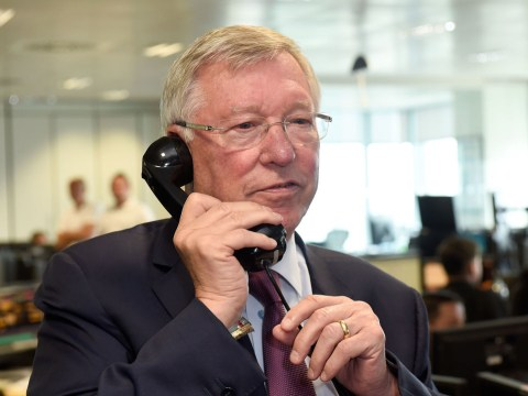 Sir Alex Ferguson doesn't expect Jose Mourinho to alter his tactics at Manchester United
