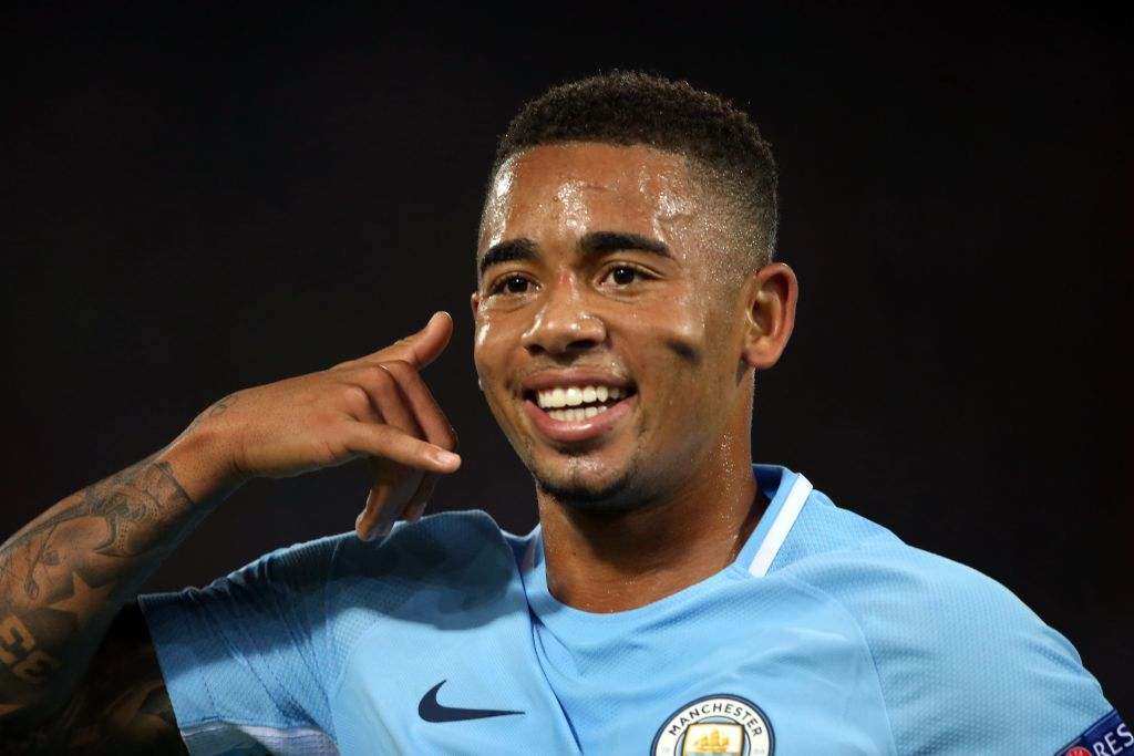 Gabriel Jesus reveals why he rejected Manchester United for Manchester City transfer