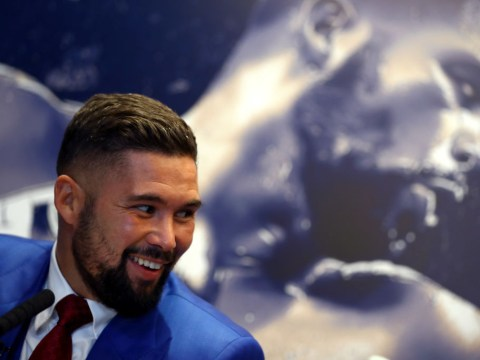 Tony Bellew outlines his 2018 hitlist: David Haye, Tyson Fury and a heavyweight world title