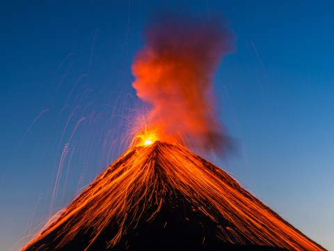 What is a volcano and why do they erupt?