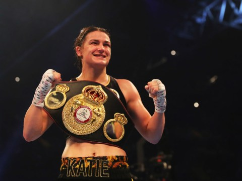 Katie Taylor vs Victoria Bustos UK fight time, TV channel, odds and card featuring Danny Jacobs and Jarrell Miller