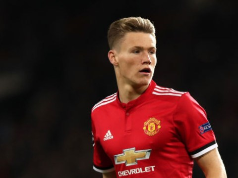 Manchester United's Scott McTominay believes UEFA's Youth League is vital to success