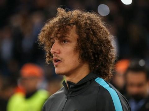 Antonio Conte responds to claims Chelsea star David Luiz has agreed Real Madrid transfer move