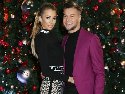 Chris Hughes feels under pressure to deliver a memorable Christmas for Olivia Attwood
