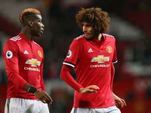 PSG set to make 'concrete offer' for Marouane Fellaini in the coming days