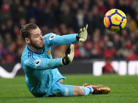 David de Gea equals Premier League record with goalkeeping masterclass against Arsenal