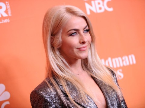 Julianne Hough was repeatedly called 'fat' on film set 'despite being the skinniest I'd ever been'