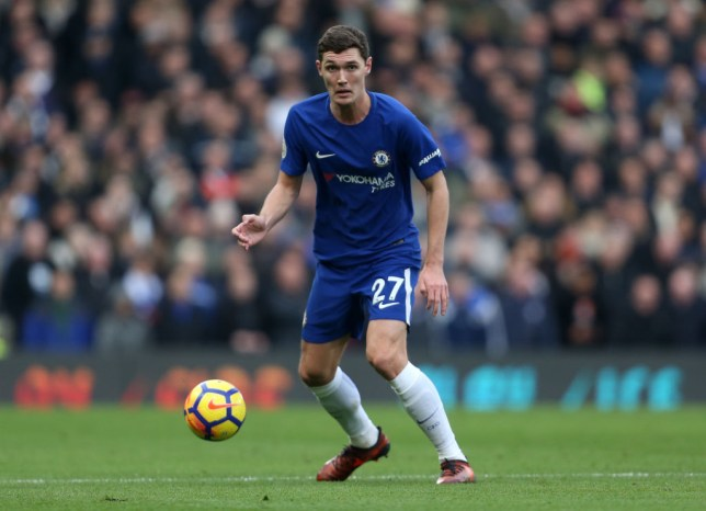 Image result for andreas christensen