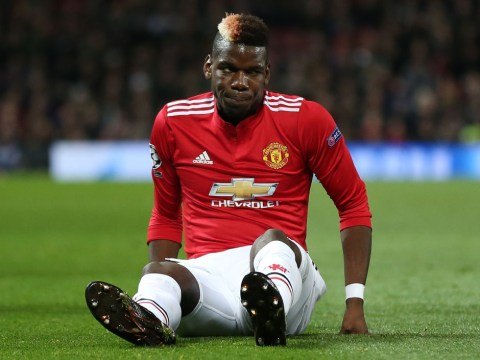 Paul Pogba has harmed Manchester United's chances in the derby, says Fernandinho