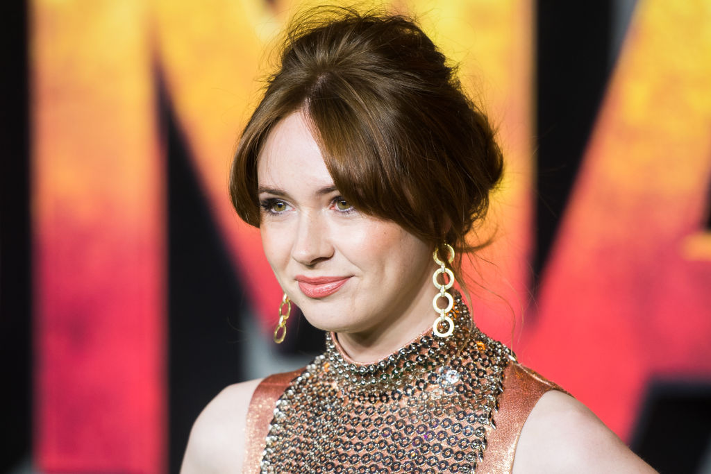 Karen Gillan on her action hero status, flirting and the misogyny of female movie characters