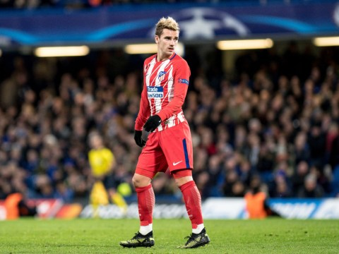 Manchester United target Antoine Griezmann can leave Atletico Madrid if he wants, says Diego Simeone