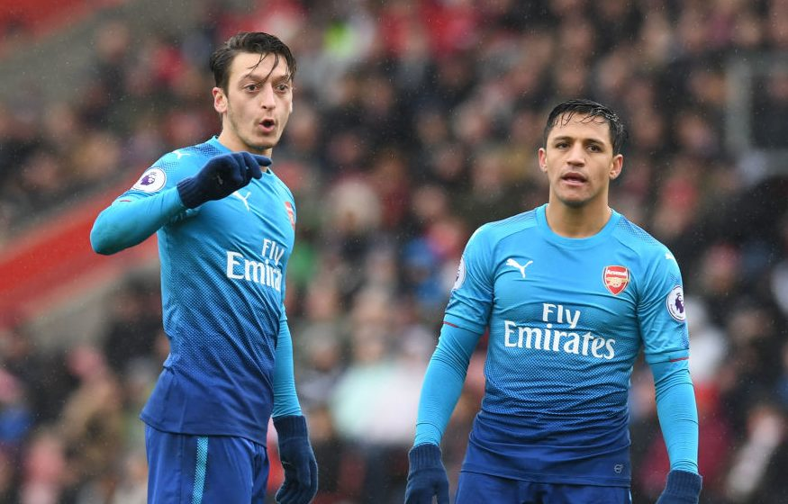 Wenger concedes Alexis Sanchez will leave Arsenal – but hopes for Ozil stay
