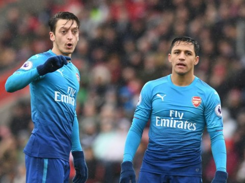 Alexis Sanchez and Mesut Ozil are the Arsenal contract rebels taking different routes to he Emirates exit door