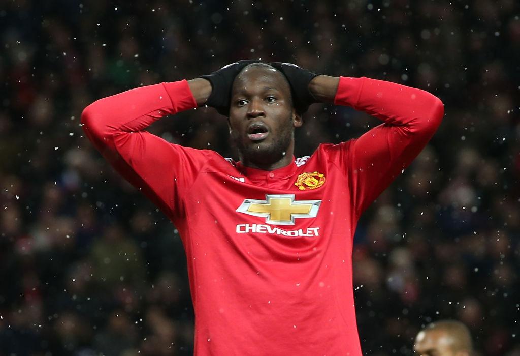 Romelu Lukaku heavily involved in Manchester derby brawl as Mikel Arteta cuts head