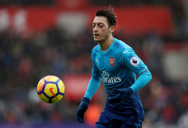 competitive price 371d7 13ad4 Man Utd transfer news: Jose Mourinho will ditch Mesut Ozil ...