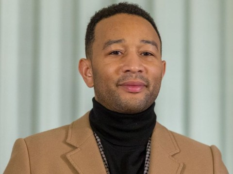 John Legend says #TimesUp movement will hit music industry 'soon'