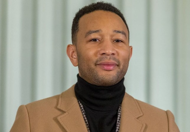 John Legend says #TimesUp movement will hit music industry