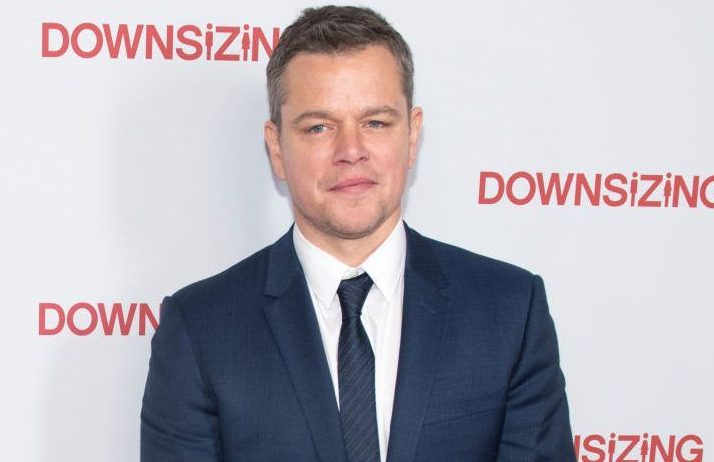 Matt Damon's cameo cut from Ocean's 8 after petition calls for his removal