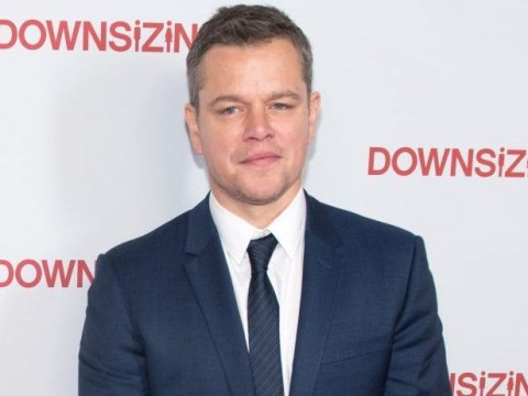 Matt Damon thinks we're not giving enough attention to men who aren't sexual predators