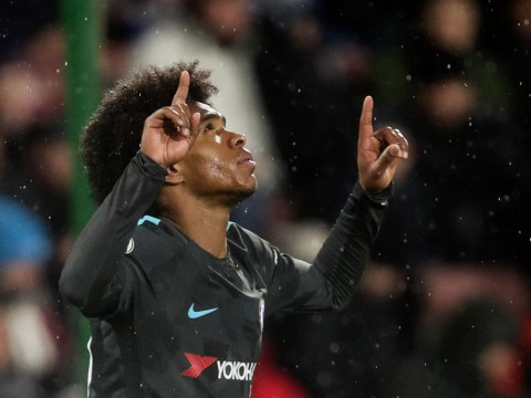 Chelsea star Willian responds to Manchester United and Barcelona transfer speculation