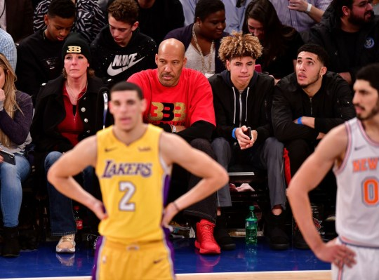 What Is Lavar Ball S Net Worth The Outspoken Father Of La Lakers Guard Lonzo Ball Metro News