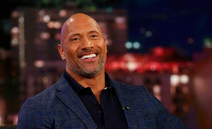 Dwayne Johnson has a code word for when he decides to run for president