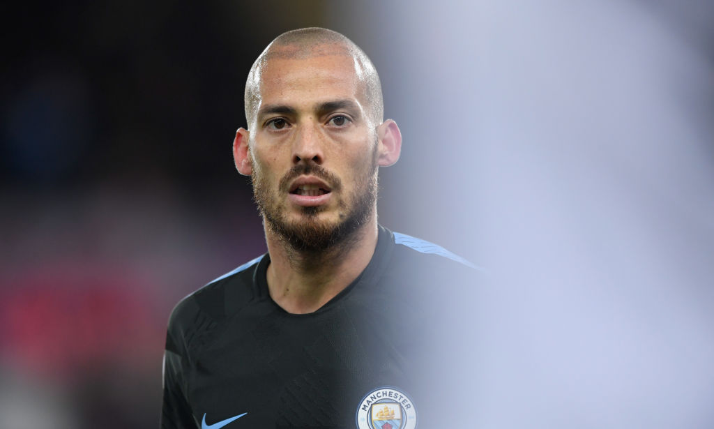Manchester City handed David Silva and John Stones boost ahead of Bournemouth clash
